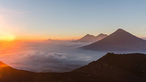 View from Volcano Pacaya | by Christopher Crouzet