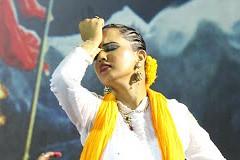 Shivoham Kathak Dance