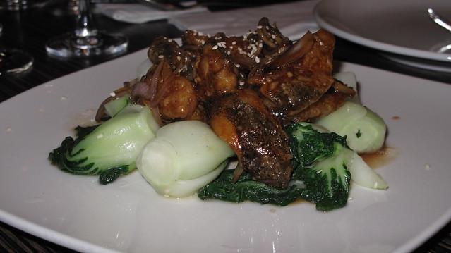 grilled sablefish - Kaya & Haywire