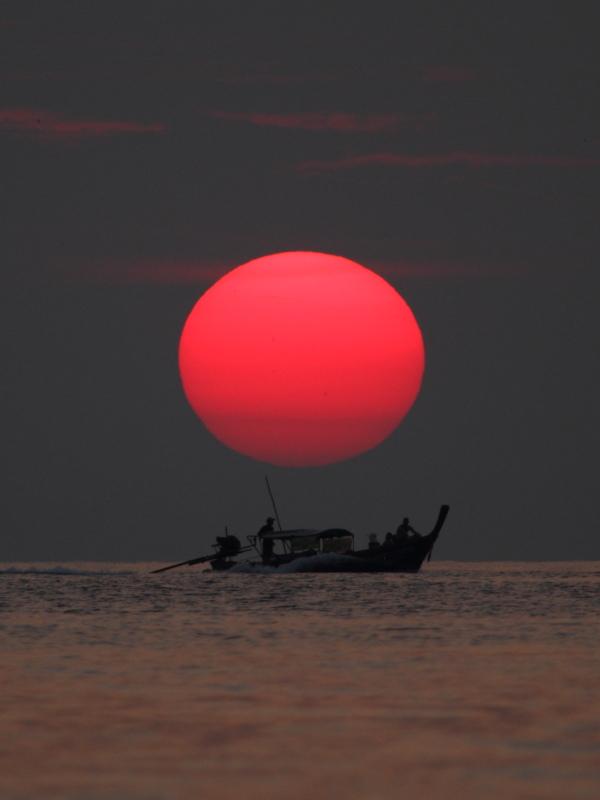 Sunset at Ko Phi Phi