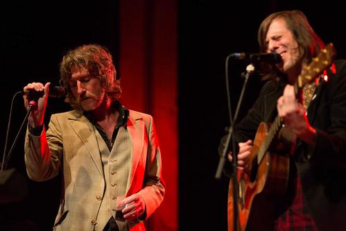 Tim Rogers and Ken Stringfellow