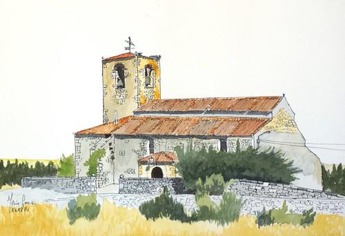 Iglesia parroquial, Bahabon