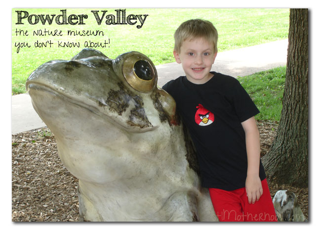 Powder Valley Free Nature Museum