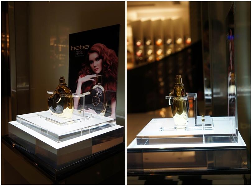 展示道具設計-香水試香柱