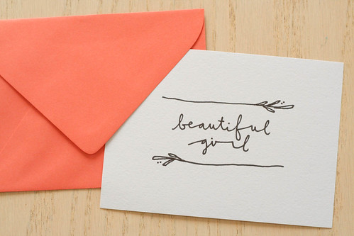 beautiful girl cards | yourwishcake.com