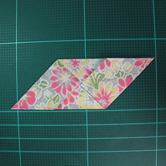 การพับกระดาษเป็นรูปเรขาคณิตทรงลูกบาศก์แบบแยกชิ้นประกอบ (Modular Origami Cube) 013