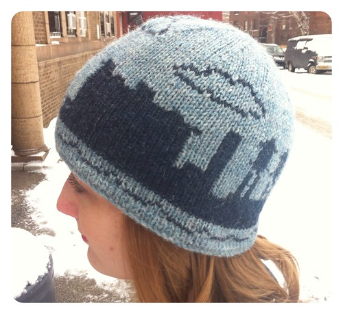 Duluth Skyline Double Knit Hat