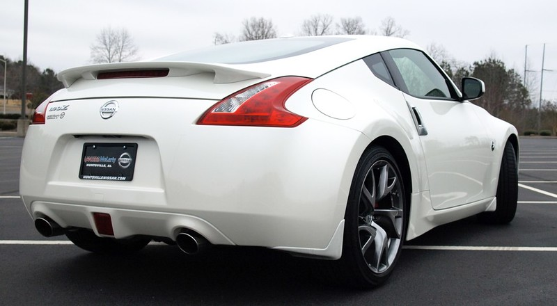 New Z owner from North Alabama - Nissan 370Z Forum