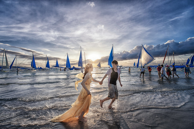 Donfer, D+, Boracay, World Tour, 海外婚紗, 自助婚紗, 旅行婚紗, Fine Art, 長灘島