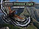 Online Untamed Crowned Eagle Slots Review