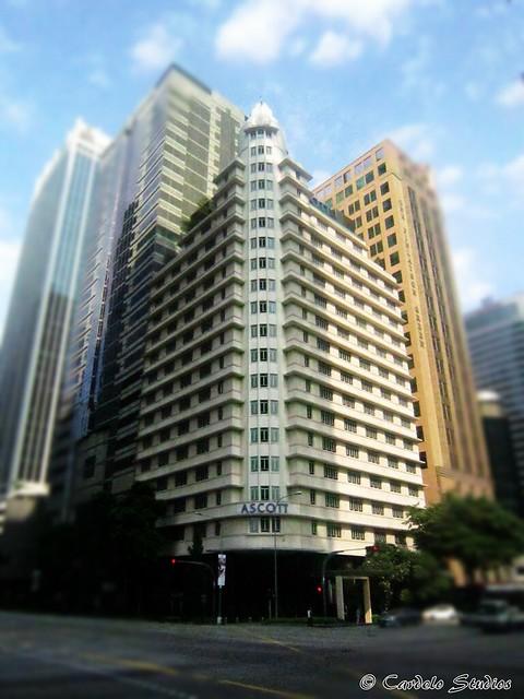 Ascott Singapore (former Asia Insurance Building) 01