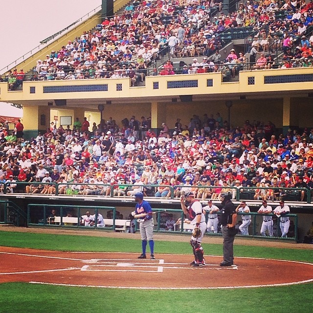 Let's go Mets! ⚾️ #springtraining #disney #itshot