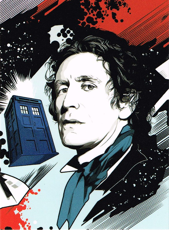 DW 8th Doctor Paul McGann