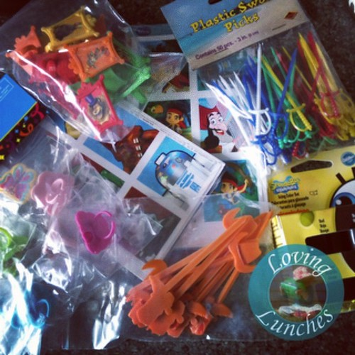 Loving #bento mail… picked up some bargains from @discountpartysupplies :)