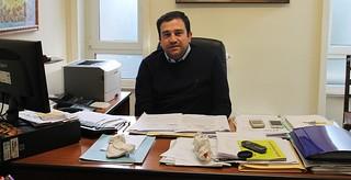 L'ex assessore Michele Martire rutigliano
