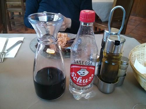 Broto | Restaurante Las Endrinas | Vino