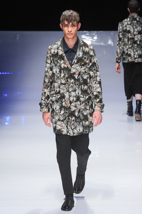 FW14 Tokyo KIDILL023_Matthias Bex(Fashion Press)