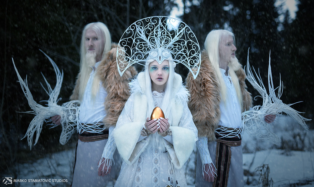 Vasilisa and the Guardians 3