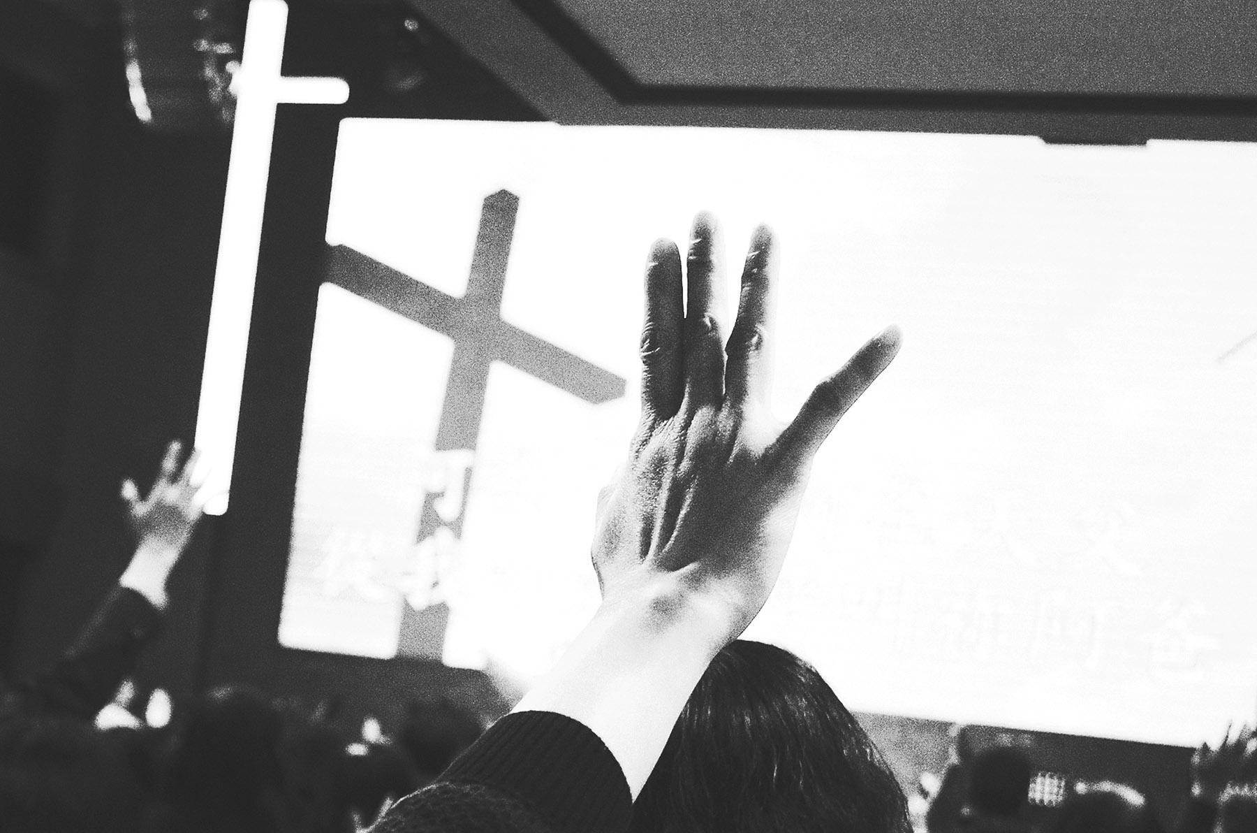 心象攝影-禱告