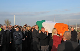 Funeral of Martin McGuinness