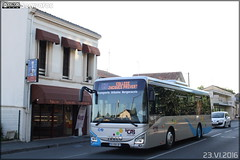 Iveco Bus Crossway LE - TUB (Transports Urbains Bergeracois)