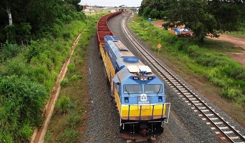 Ferrovia - Alcoa - Juruti