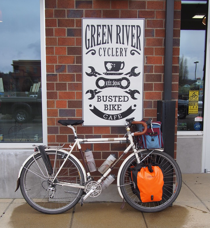 Ivory Pass at Green River Cyclery