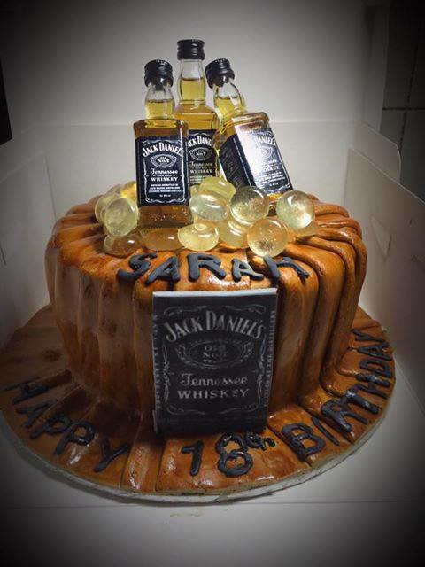 Cake by Witty Cakes
