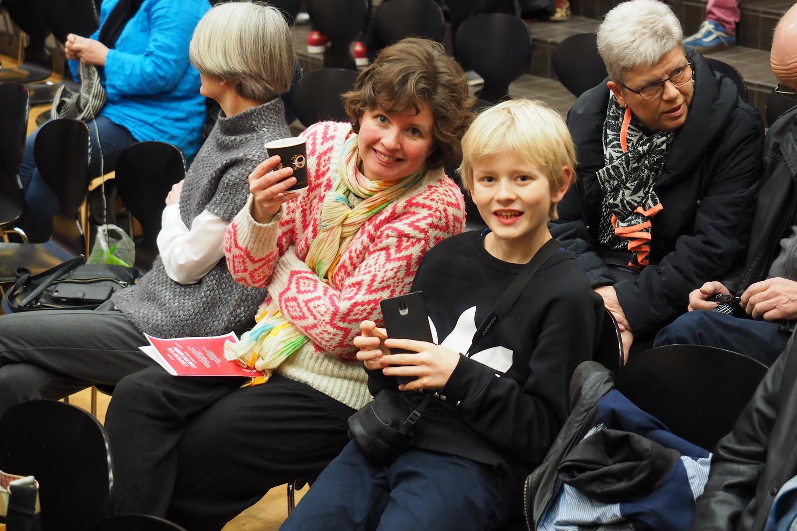 Röskva korkoncert med Faust