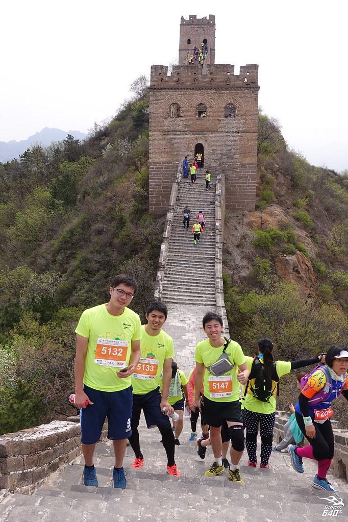 北京金山嶺長城馬拉松-030