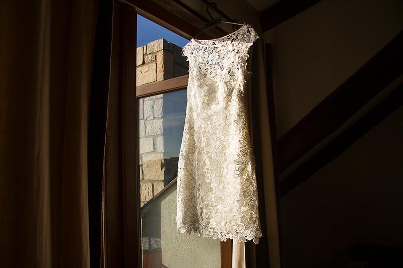 el vestido de Clara