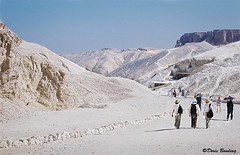 Valley of the Kings, Egypt  2004