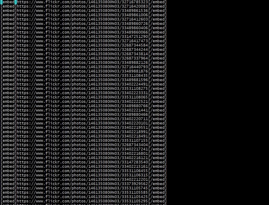 python-script-output