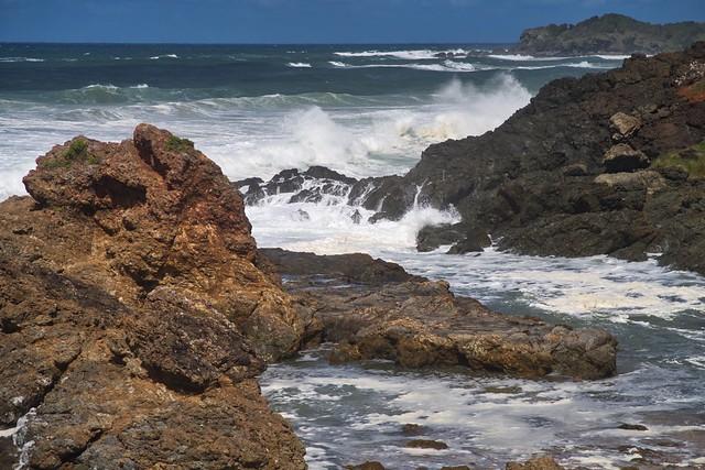 Rocky shore, Canon POWERSHOT G5 X