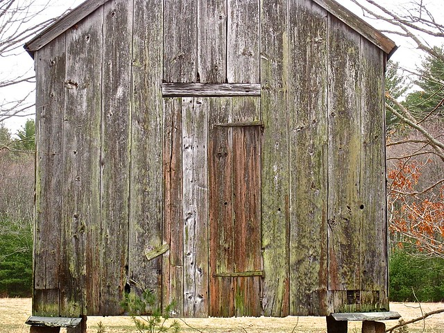 an old wooden door, Canon POWERSHOT SD870 IS