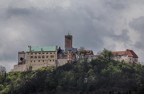 burg eisenach thüringen wartburg weltkulturerbe worldheritage