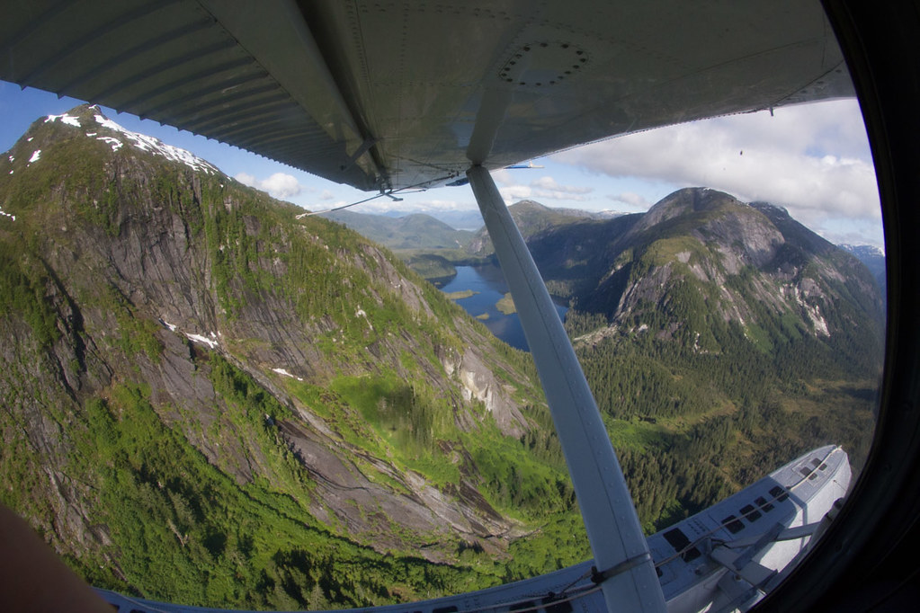 Misty Fjords National Monument | Seaplane Tour