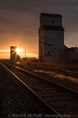 Napinka Sunrise