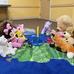 PJ Family Story Time and Stuffed Animal Sleepover