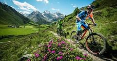 Beseda Švýcarsko na kole