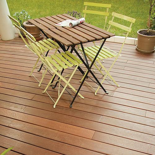 Vous avez choisi un bois conçu pour l'extérieur , de classe 3