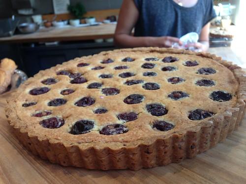 Marla cherry tart