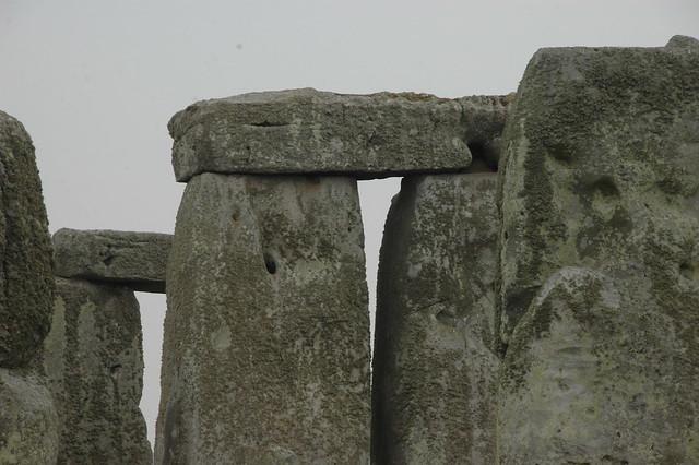 Stonehenge Inner Horshoe Trilithon - Southeast Side