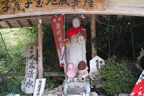 成相寺参道子宝地蔵