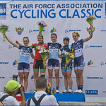 Winners of the Air Force Classic Elite Women