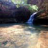 turkey foot creek falls by digitizedchaos