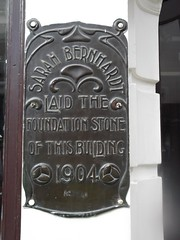 Photo of Bronze plaque number 12762
