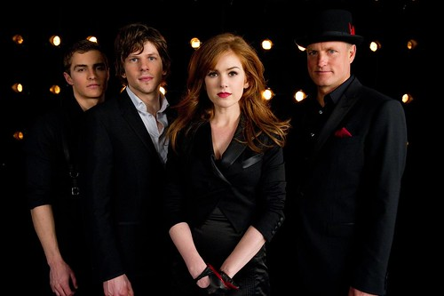 Now You See Me - Cast