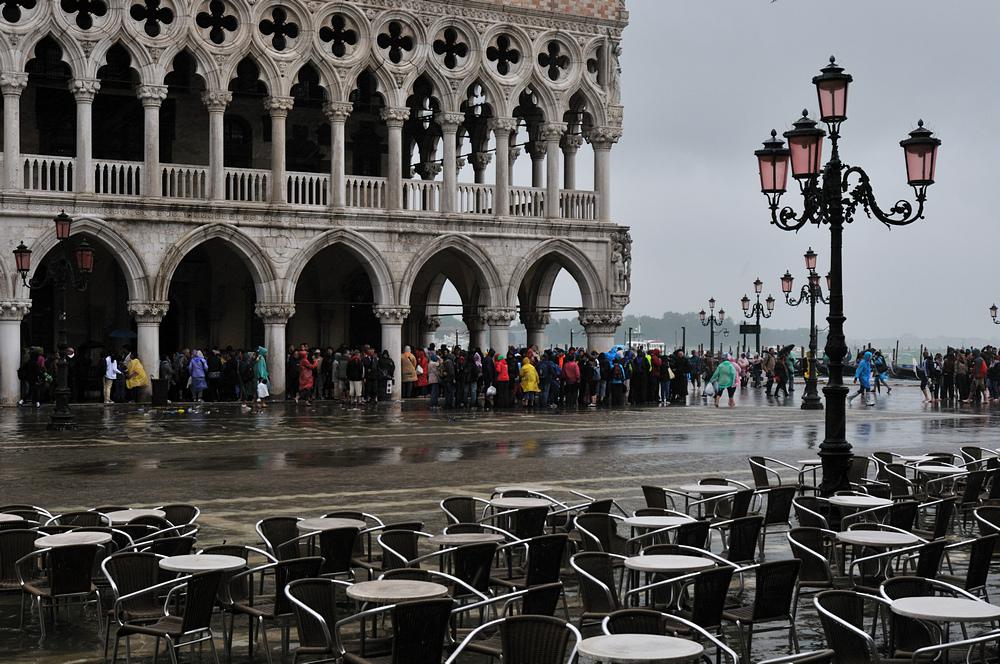 Manifestation exacerbée de l'esprit grégaire - veneza (8914r)