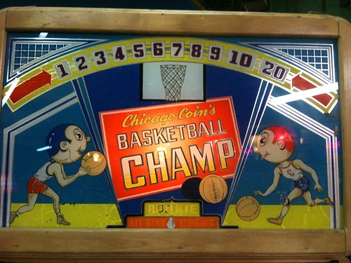 Chicago Coin's Basketball Champ